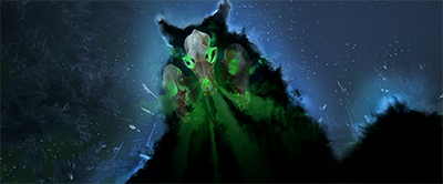 ESCAPE THE DARKWALKER Halloween Event Banner October 29th - November 12th