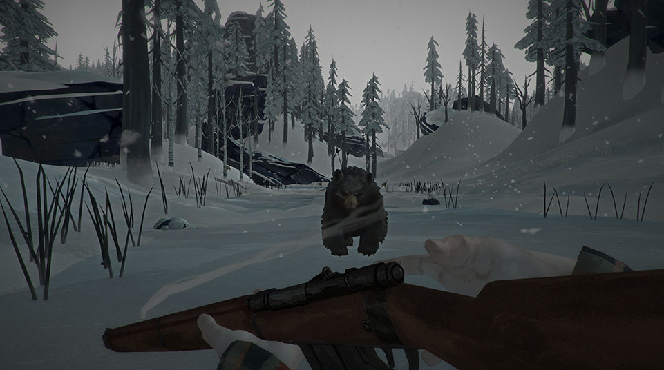 Harrowing survival gameplay will push you to your limits.