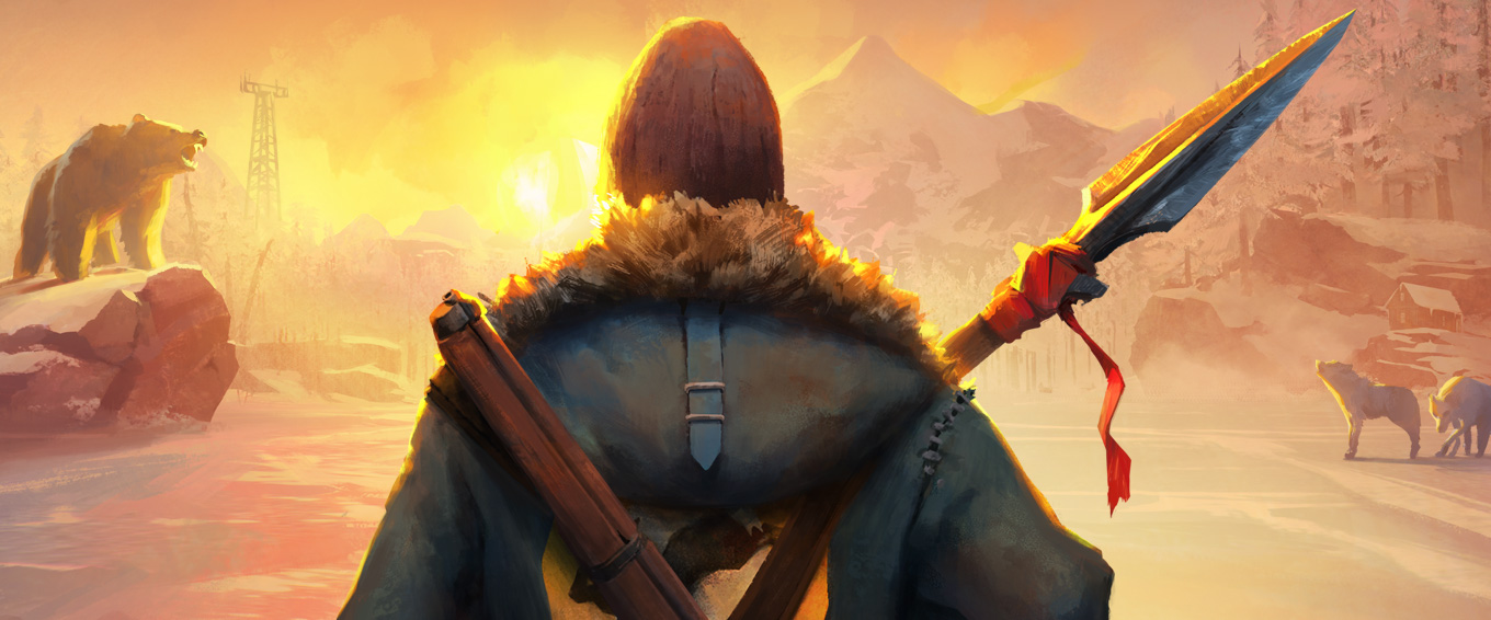 The Long Dark survival simulation game