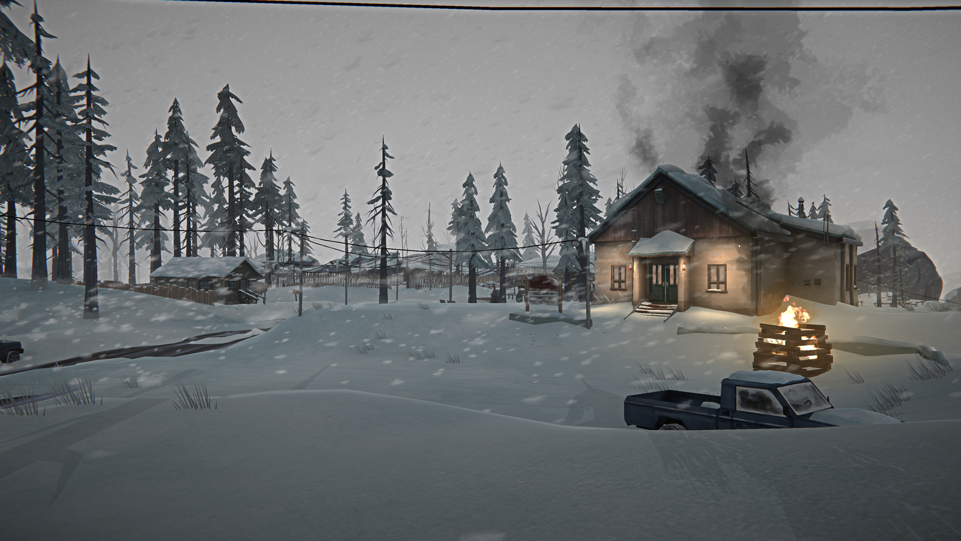 The Long Dark -- Episode Three: CROSSROADS ELEGY -- Thomson's Crossing Screenshot