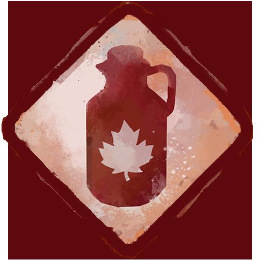 Canadian Feast Badge