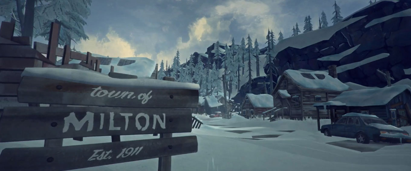 The Long Dark PS4 | Introduction |