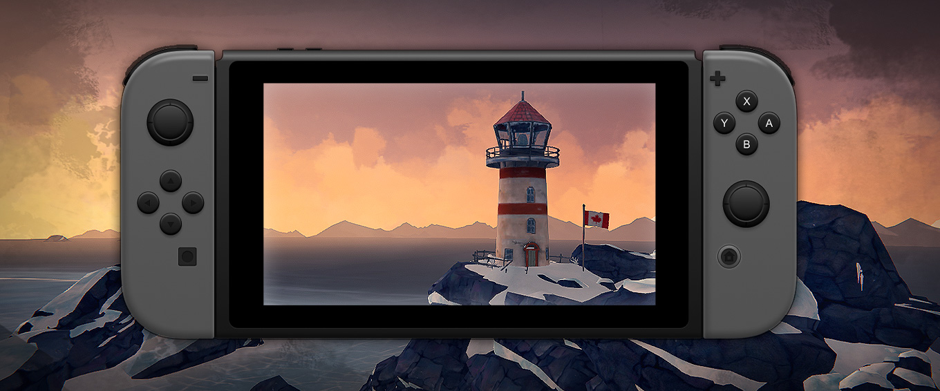 The Long Dark on Nintendo Switch